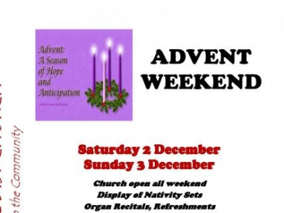 2017 Advent Weekend activities poster-page-001