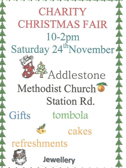 Addlestone Christmas Fair  18