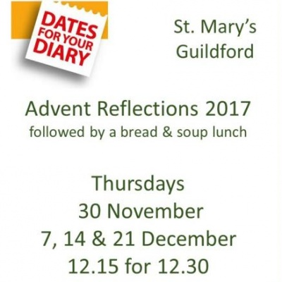 Advent Save the Date 2017