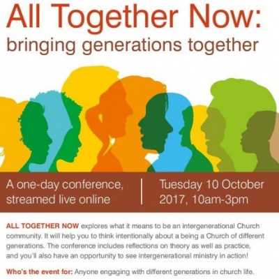 All Together Now Flyer