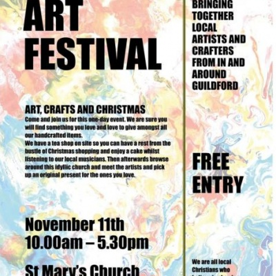 Art Festival - St Marys