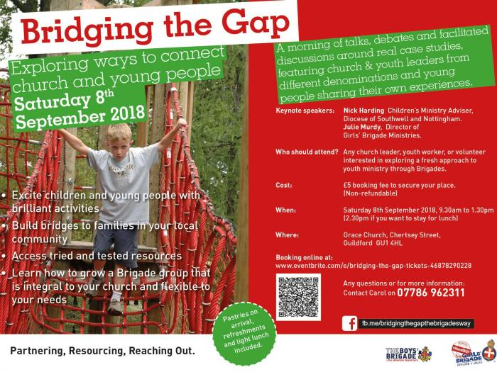Bridging the Gap Flyer JPEG (002)