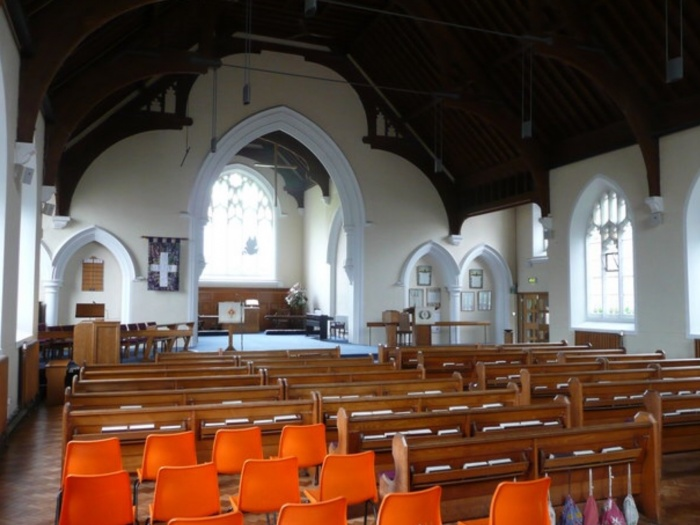 Godalming interior