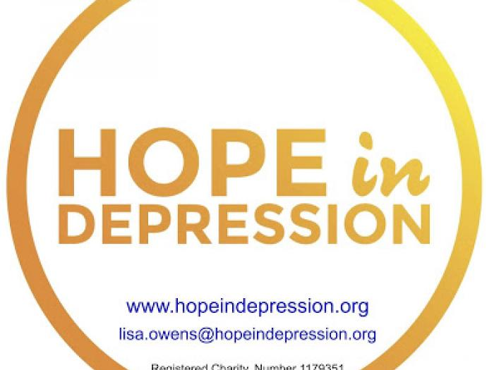 Hope in Depression Logo