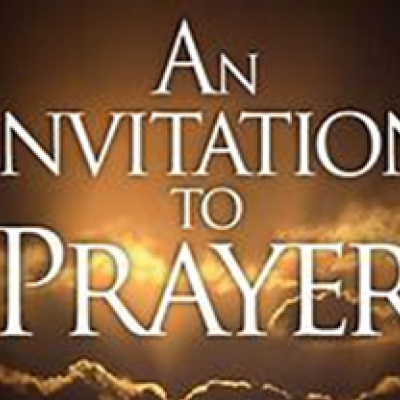 Invitation to Prayer