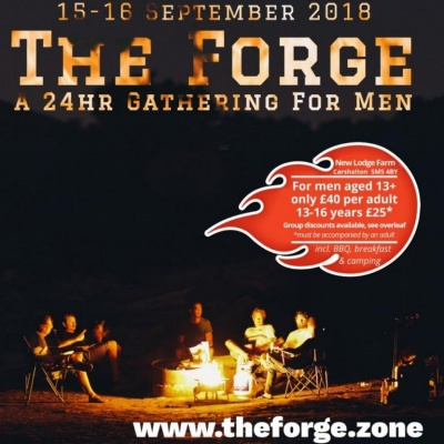 The Forge front