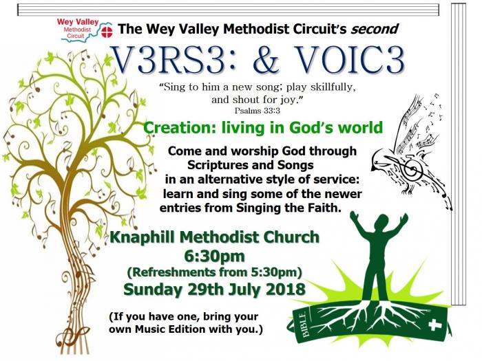 Verse and Voice