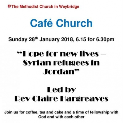 Weybridge Cafe Church
